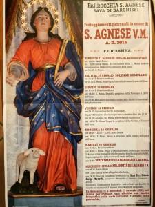 locandina s. Agnese