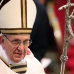 POPE FRANCIS AT SAINT JOHN LATERAN BASILICA